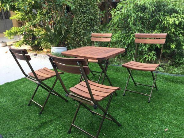 Cách thiết kế bàn ghế quán cafe Cóc đẹp và ấn tượng nhất 1