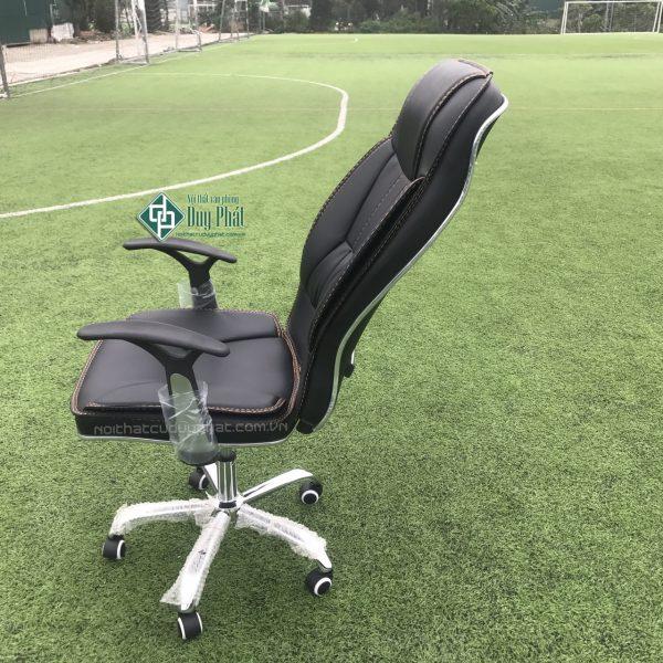 Sản phẩm nội thất văn phòng Hoàn Kiếm ghế giám đốc da - vừa sang trọng vừa cao cấp dành riêng cho khách hàng Nội thất Duy Phát