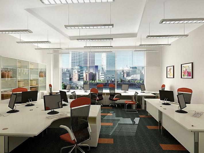 Cách sắp xếp bàn ghế văn phòng thông minh tăng khả năng sáng tạo