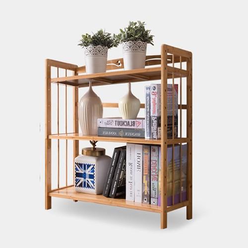 Khả năng cất trữ đồ của kệ gỗ trang trí ba tầng